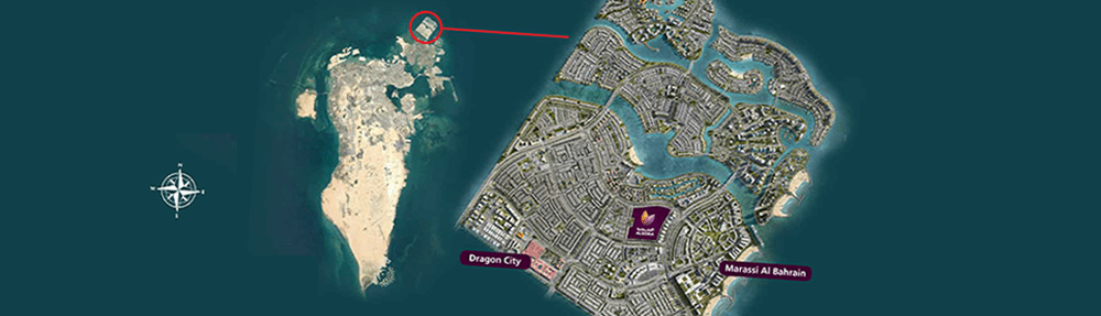 Diyar Al Muharraq prospering in Bahrain