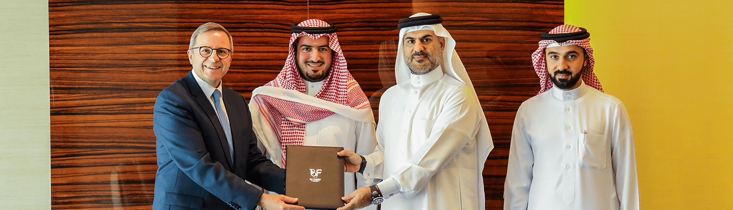Bin Faqeeh Agrees Partnership with InterContinental Hotels Group (IHG)
