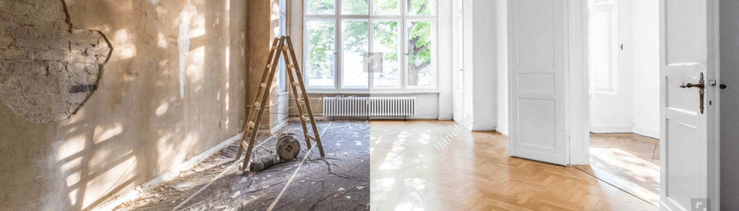 Mistakes When Renovating
