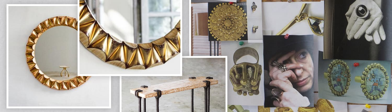 Blending the Worlds of Furniture and Jewellery