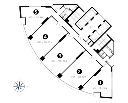 ForbesTower_FloorPlans