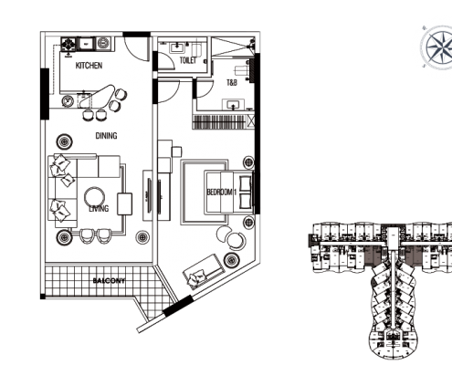 Treasure_1BR-3-FloorPlan